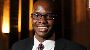 Caine Prize winner Tope Folarin